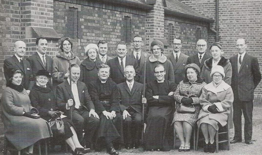 St-Andrews-Clergy-and-PCC-1966