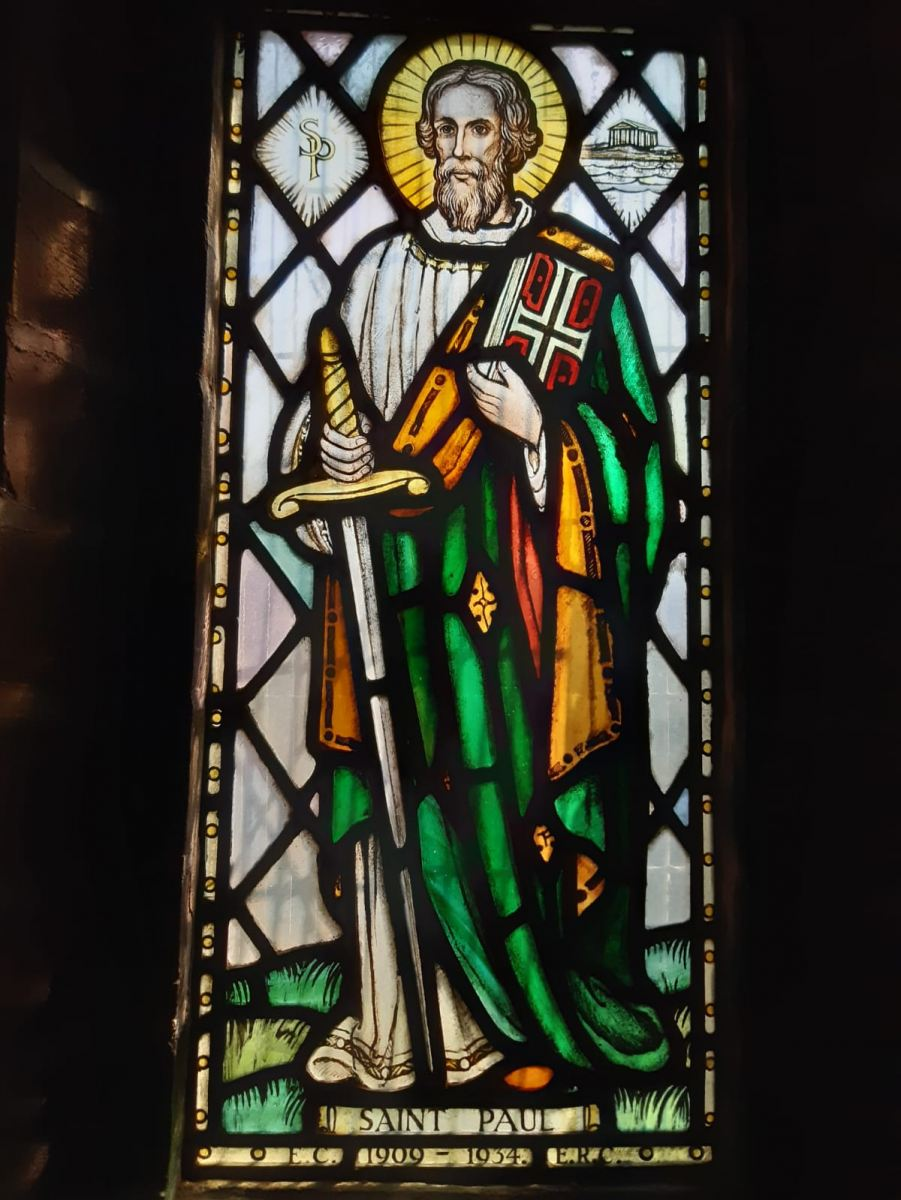 St.-Paul-is-pictured-with-a-sword